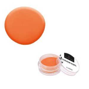 Colore Acrilico Pastello Arancio 2,5g