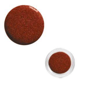 Colore Acrilico Glitterato Rosso 2,5g