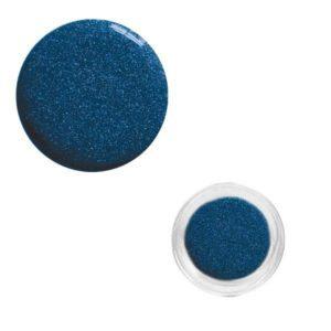 Colore Acrilico Glitterato Blu 2,5g