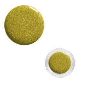 Colore Acrilico Glitterato Oro 2,5g