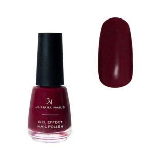 Juliana Nails Smalto Effetto Gel 18ml – cherry pop