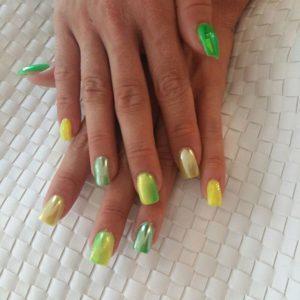 Smalto Gel Luminous Verde 15ml