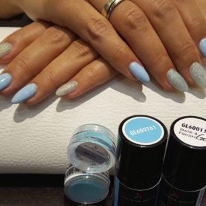 Smalto Gel Soft Blue 15ml
