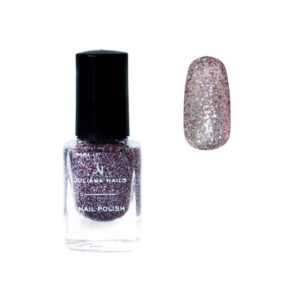 Smalto Glitter Juliana Nails 12ml – berry berry
