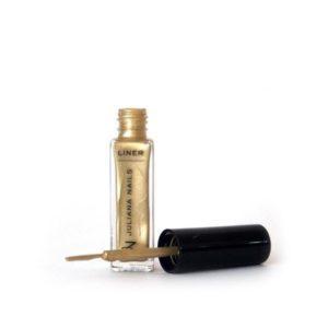 Liner Juliana Nails 10ml Metall Gold