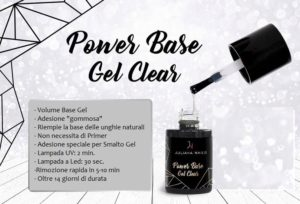 NUOVO Power Base Gel Clear