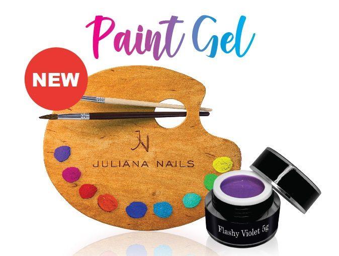Read more about the article NOVITA'!! Paint Gel…per decorazioni