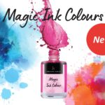Nuova Tendenza Nail Art…Magic Ink Color !!