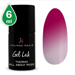 Smalto Gel Thermo All About Rose 6ml