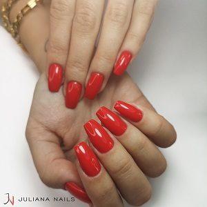 Smalto Gel Poppy Red 15ml