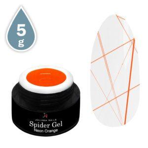 Spider Gel –  Neon Orange 5g