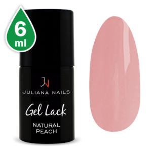 Smalto Gel Natural Peach 6ml