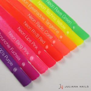 Colour Gel Neon R'n'B Red 5g