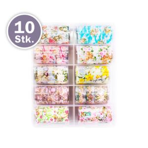 Transferfolien Box – Springtime Angels